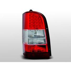 Zadní světla LedkovéMERCEDES VITO V-KLASA W638 96-03 RED WHITE LED