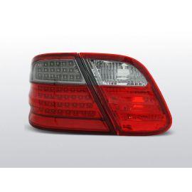 Zadní světla LedkovéMERCEDES CLK W208 03.97-04.02 RED SMOKE LED