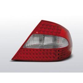 Zadní světla LedkovéMERCEDES CLK W209 03-10 RED WHITE LED