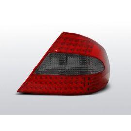 Zadní světla LedkovéMERCEDES CLK W209 03-10 RED SMOKE LED