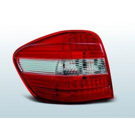 Zadní světla LedkovéMERCEDES M-KLASA W164 05-08 RED WHITE LED