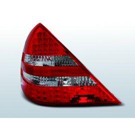 Zadní světla LedkovéMERCEDES R170 SLK 04.96-04 RED WHITE LED