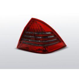 Zadní světla LedkovéMERCEDES C-KLASA W203 SEDAN 00-04 RED SMOKE LED