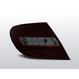 Zadní světla LedkovéMERCEDES C-KLASA W204 SEDAN 07-10 RED SMOKE LED BAR