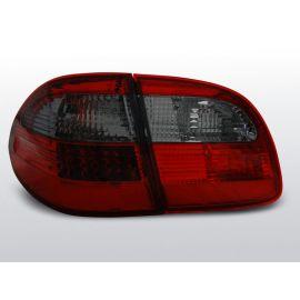 Zadní světla LedkovéMERCEDES W211 WAGON E-KLASA 02-06 RED SMOKE LED