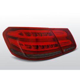 Zadní světla LedkovéMERCEDES W212 E-KLASA 09-13 RED SMOKE LED