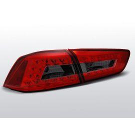 Zadní světla LedkovéMITSUBISHI LANCER 8 SEDAN 08-11 RED SMOKE LED