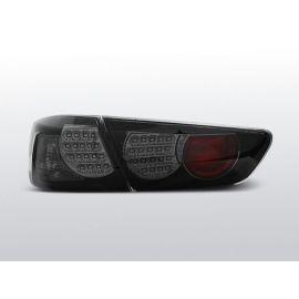 Zadní světla LedkovéMITSUBISHI LANCER 8 SEDAN 08-11 BLACK SMOKE LED
