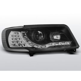 Přední světlaAUDI 100 C4 12.90-06.94 DAYLIGHT BLACK