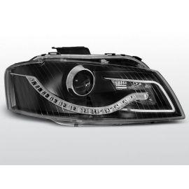 Přední světlaAUDI A3 8P 05.03-03.08 DAYLIGHT BLACK
