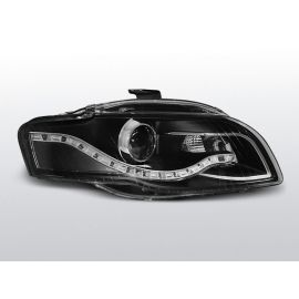 Přední světlaAUDI A4 B7 11.04-03.08 DAYLIGHT BLACK DRL R87