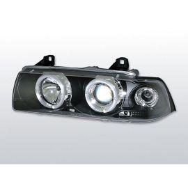 Přední světlaBMW E36 12.90-08.99 ENGEL EYES BLACK