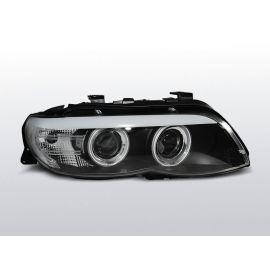 Přední světlaBMW X5 E53 11.03-06 BLACK CCFL XENON