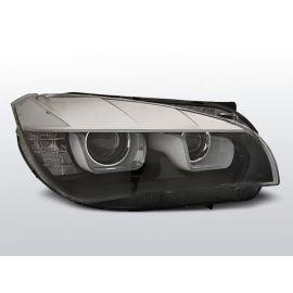 Přední světlaBMW X1 E84 08.12-01.14 TUBE LIGHT BLACK