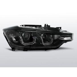 Přední světlaBMW F30/F31 10.11 - BLACK U-LED BAR