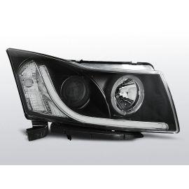 Přední světlaCHEVROLET CRUZE 09-12 TUBE LIGHT BLACK