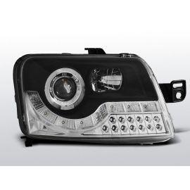 Přední světlaFIAT PANDA 03- DAYLIGHT BLACK
