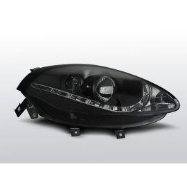 Přední světlaFIAT BRAVO II 07- DAYLIGHT BLACK