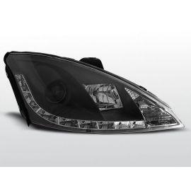 Přední světlaFORD FOCUS 10.98-10.01 DAYLIGHT BLACK