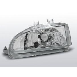 Přední světlaHONDA CIVIC 09.91-08.95 2D/3D CHROM