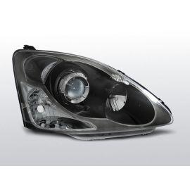 Přední světlaHONDA CIVIC 04-06 HATCHBACK BLACK