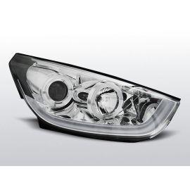 Přední světlaHYUNDAI TUCSON IX35 10-13 CHROM TUBE LIGHT