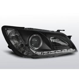 Přední světlaLEXUS IS 01-05 DAYLIGHT BLACK