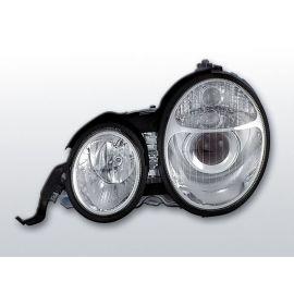 Přední světlaMERCEDES W210 E-KLASA 95-05.99 CHROM