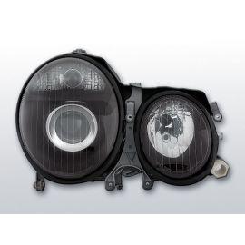 Přední světlaMERCEDES W210 E-KLASA 06.99-03.02 BLACK
