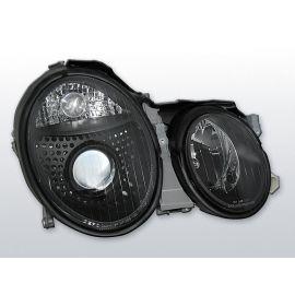 Přední světlaMERCEDES W208 CLK 03.97-04.02 BLACK