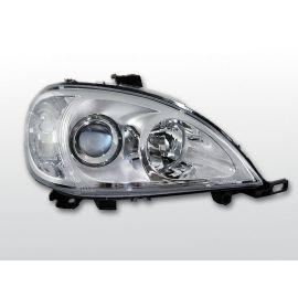 Přední světlaMERCEDES W163 ML M-KLASA 03.98-08.01 CHROM