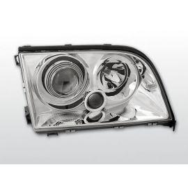Přední světlaMERCEDES W140 S-KLASA 03.91-10.98 CHROM