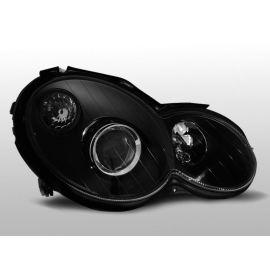 Přední světlaMERCEDES CL203 C-KLASA 00-04 BLACK