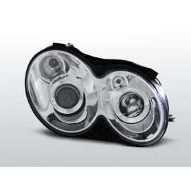 Přední světlaMERCEDES CLK W209 03-10 CHROM