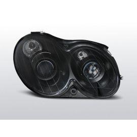 Přední světlaMERCEDES CLK W209 03-10 BLACK