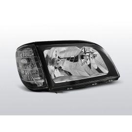 Přední světlaMERCEDES W140 S-KLASA 03.91-10.98 BLACK