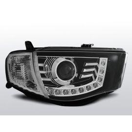 Přední světlaMITSUBISHI L200 06-10 DAYLIGHT BLACK