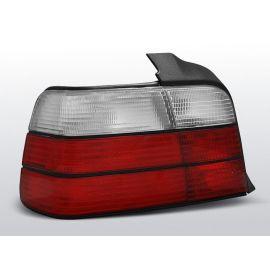Zadní světlaBMW E36 12.90-08.99 SEDAN RED WHITE M3