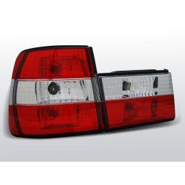 Zadní světlaBMW E34 02.88-12.95 RED WHITE