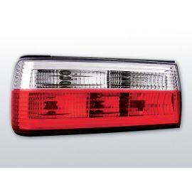 Zadní světlaBMW E30 09.87-10.90 RED WHITE