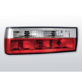 Zadní světlaBMW E30 11.82-08.87 RED WHITE