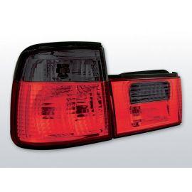 Zadní světlaBMW E34 02.88-12.95 RED SMOKE
