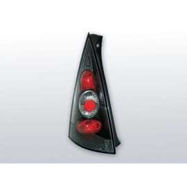 Zadní světlaCITROEN C3 03.02-08.05 BLACK