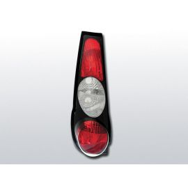 Zadní světlaFIAT PUNTO 1 11.93-09.99 BLACK
