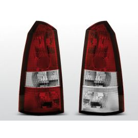 Zadní světlaFORD FOCUS 1 10.98-10.04 TOURNIER RED WHITE