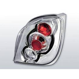 Zadní světlaFORD FIESTA MK3 04.89-09.95 CHROM