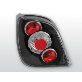 Zadní světlaFORD FIESTA MK3 04.89-09.95 BLACK
