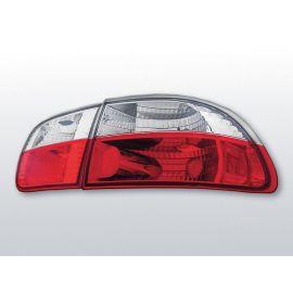 Zadní světlaHONDA CIVIC0 9.91-08.95 3D RED WHITE