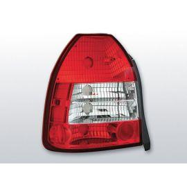 Zadní světlaHONDA CIVIC 09.95-02.01 3D RED WHITE