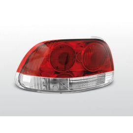 Zadní světlaHONDA CRX DEL SOL 03.92-97 RED WHITE